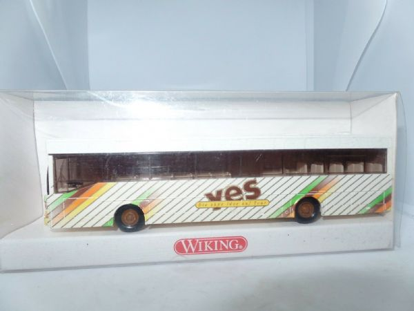Wiking 703 01 30 1/87 HO Scale MAN SL 202 - Linienbus Stadtbus - YES